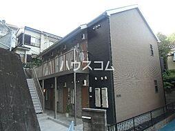京急本線 横須賀中央駅 徒歩8分の賃貸アパート
