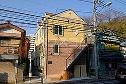 JR横須賀線 田浦駅 徒歩1分の賃貸アパート