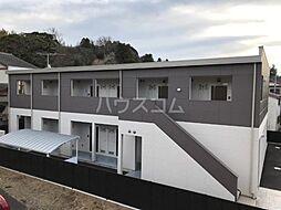 JR成田線 成田駅 バス6分 土屋下車 徒歩2分の賃貸アパート