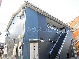 東武野田線 大和田駅 徒歩9分の賃貸アパート