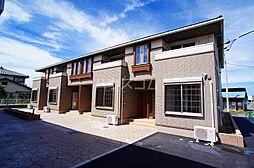 JR両毛線 駒形駅 3.9kmの賃貸アパート