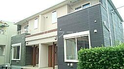 JR常磐線 水戸駅 バス40分 長岡下車 徒歩2分の賃貸アパート