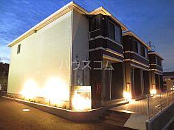 JR内房線 木更津駅 バス12分 陣屋下停下車 徒歩4分の賃貸アパート