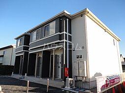 JR常磐線 神立駅 徒歩21分の賃貸アパート