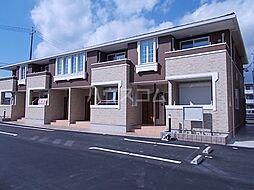 JR東海道本線 豊橋駅 バス16分 神野新田南下車 徒歩11分の賃貸アパート