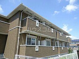 JR東海道本線 豊橋駅 バス11分 藤沢町下車 徒歩7分の賃貸アパート