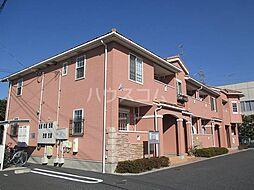 湘南新宿ライン高海 鴻巣駅 徒歩27分の賃貸アパート