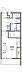 間取り,1K,面積19.87m2,賃料3.3万円,東武伊勢崎線 足利市駅 徒歩16分,,栃木県足利市朝倉町2丁目2-19