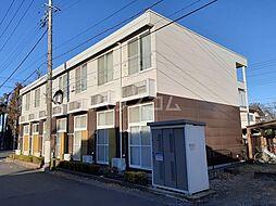 JR中央線 国立駅 バス10分 団地南下車 徒歩2分の賃貸アパート