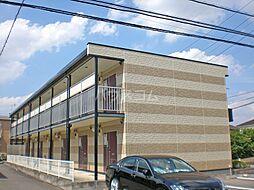 JR両毛線 前橋駅 バス34分 卸売センター下車 徒歩3分の賃貸アパート