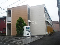 JR中央線 立川駅 バス12分 多摩車検場下車 徒歩6分の賃貸アパート