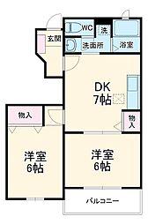 【敷金礼金0円!】鹿児島本線 原田駅 徒歩6分