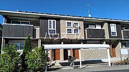 JR成田線 成田駅 バス35分 南七栄ニュータウン下車 徒歩11分の賃貸アパート