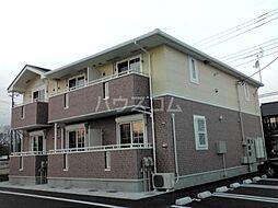 JR上越線 群馬総社駅 徒歩35分の賃貸アパート