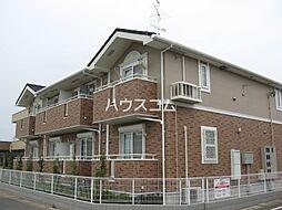 東武伊勢崎線 花崎駅 徒歩20分の賃貸アパート