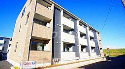 東武東上線 東松山駅 バス10分 パークタウン五領下車 徒歩8分の賃貸アパート