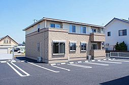 JR上越線 八木原駅 3.6kmの賃貸アパート