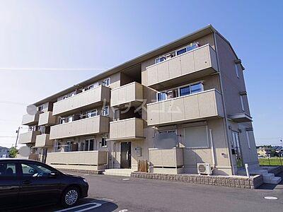 外観,1LDK,面積47.36m2,賃料7.2万円,つくばエクスプレス みどりの駅 徒歩15分,つくばエクスプレス みらい平駅 4.5km,茨城県つくば市みどりの中央
