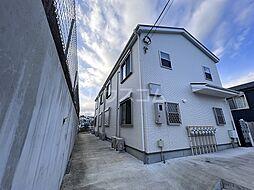 京王線 高幡不動駅 徒歩10分の賃貸アパート