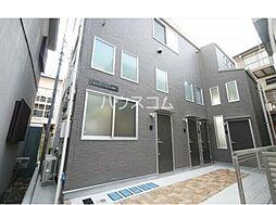 東急世田谷線 若林駅 徒歩9分の賃貸アパート