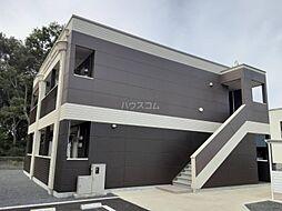 JR常磐線 水戸駅 4.6kmの賃貸アパート