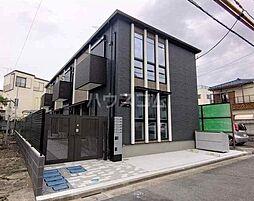 JR総武本線 新小岩駅 徒歩8分の賃貸アパート