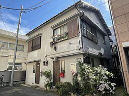 JR総武線 新小岩駅 バス3分 江戸川高校前下車 徒歩4分の賃貸一戸建て