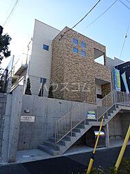 JR常磐線 新松戸駅 徒歩12分の賃貸アパート