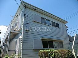JR青梅線 中神駅 徒歩7分の賃貸アパート