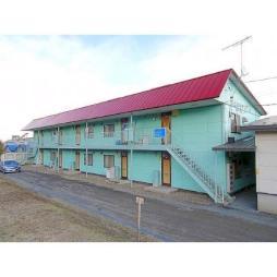 JR石北本線 北見駅 バス15分 田端町下車 徒歩1分の賃貸アパート