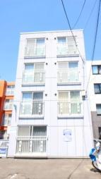 札幌市営東西線 二十四軒駅 徒歩9分の賃貸マンション