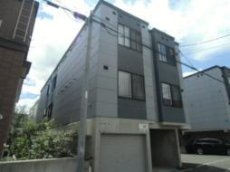 札幌市営東豊線 月寒中央駅 徒歩10分の賃貸アパート