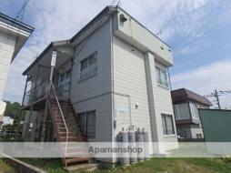 札幌市営東豊線 福住駅 バス18分 清田7−3下車 徒歩2分の賃貸アパート