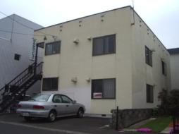 JR千歳線 白石駅 徒歩14分の賃貸アパート