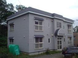 札幌市営南北線 南平岸駅 徒歩15分の賃貸アパート
