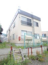 札幌市営東西線 発寒南駅 バス20分 西野第2下車 徒歩1分の賃貸アパート