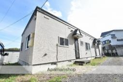 JR函館本線 小樽築港駅 バス5分 桜町下車 徒歩8分の賃貸アパート