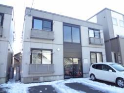 札幌市営東豊線 環状通東駅 徒歩9分の賃貸アパート
