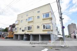 札幌市営南北線 北34条駅 徒歩9分の賃貸アパート