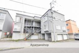 JR函館本線 手稲駅 バス30分 石狩市役所下車 徒歩2分の賃貸アパート