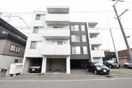 エルミタージュ新琴似 2階の賃貸【北海道 / 札幌市北区】