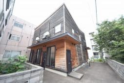 Wood MaisonN18[1階]の外観