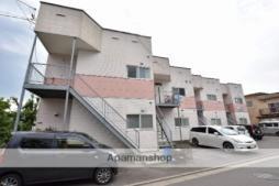 函館市電5系統 函館アリーナ前駅 徒歩13分の賃貸アパート