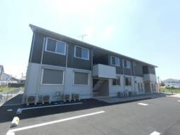 JR両毛線 佐野駅 徒歩21分の賃貸アパート