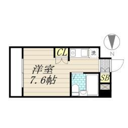 稲毛駅 3.7万円