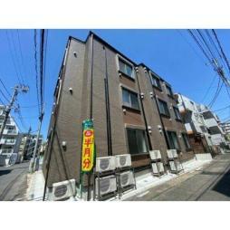JR中央線 立川駅 徒歩11分の賃貸アパート