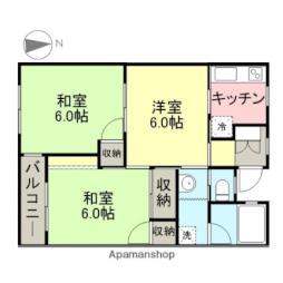 春日山駅 4.2万円