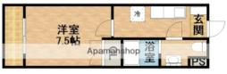 JR東海道新幹線 掛川駅 バス21分 井崎下車 徒歩3分の賃貸アパート 2階1Kの間取り