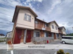 JR北陸本線 坂田駅 徒歩17分の賃貸アパート
