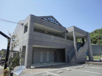 外観,1K,面積24.84m2,賃料4.1万円,JR阪和線 紀伊駅 バス15分 根来下車 徒歩10分,,和歌山県岩出市根来
